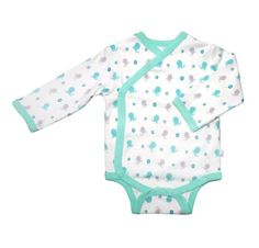 Babysoy Organic Kimono Bodysuit Baby  Octopus03 Months *** You can find out more details at the link of the image.