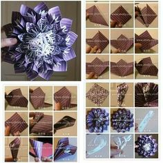 How to make simple paper roses flowers step by step diy tutorial how to make paper blossom flowers diy tutorial instructions thumb how to make paper blossom flowers diy tutorial instructions solutioingenieria Image collections
