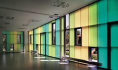 COLORED TRANSLUCENT WALL - Google Search
