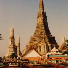Bangkok, Thailand - once upon a time, it was home sweet home.