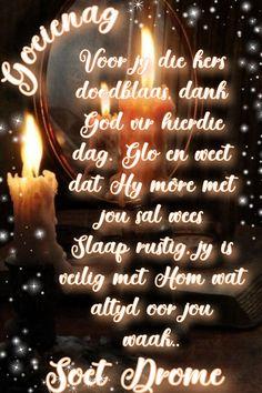 Goeie Nag, Afrikaans, Good Night, Thoughts, Christmas, Nighty Night, Xmas, Navidad, Noel
