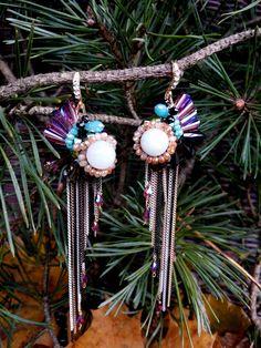 Handmade DORLETA FASHION earrings <3