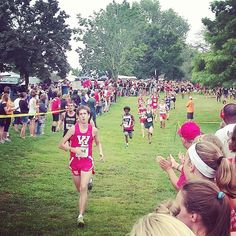 Great job Weldu and the Center Grove Cross Country team!