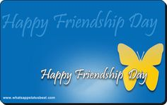 Happy Friendship day Quotes - Happy Friendship Day 2016