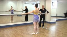 Ballet Barre for the Adult Absolute Beginner