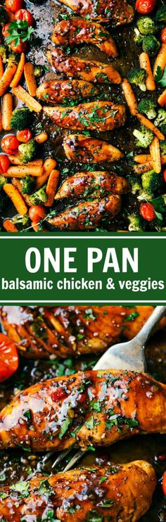 The BEST Sheet Pan Suppers Recipes – Easy and Quick Family Lunch and Simple Dinner Meal Ideas using only ONE Baking Sheet PAN! – Dreaming in DIY