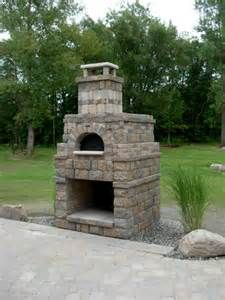 Image result for fireplace pizza oven combo