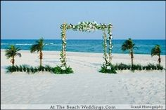 Bamboo Bliss - Beach wedding Package