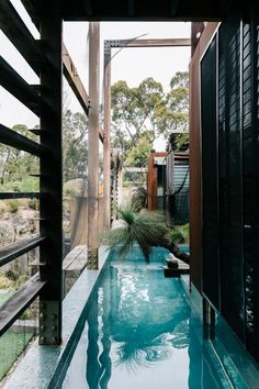 "Grand Designs Property ""Eco Bush Retreat"" - Earth houses for Rent in VIC, Victoria, Australia Grand Designs Australia, Australian Architecture, Australian Homes, Australian Bush, Lofts, Nook, Melbourne, Lush, Off Grid House"