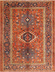 "KEIVAN WOVEN ARTS,   Type :Karadjeh Origin :Iran  Size : 5'0""x6'4""  Circa :1920"