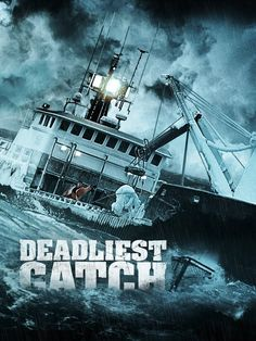 "I normally avoid ""reality"" TV like the plague but Deadliest Catch is my guilty secret ............"
