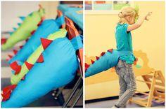Festa: Parque dos Dinossauros - Dicas pra Mamãe