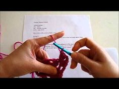 Crochet tutorial: How to make a granny square and read a pattern. Step by step instructions. Crochet Chart, Crochet Granny, Crochet Motif, Knit Crochet, Crochet Patterns, Crochet Tutorials, Crochet Videos, Crochet Projects, Loom Knitting