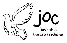 JOC Spain Over The Years, Spain, Logos, Youth Groups, Construction Worker, Youth, Reunions, Christians, Spanish