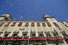 Alicante y el domingo de Resurrección en Semana Santa. Ayuntamiento de Alicante