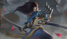 Yasuo by Cesar Rosolino