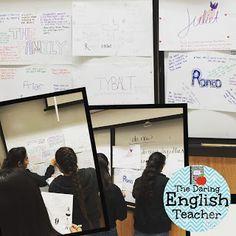 Collaborative Essay Brainstorming Activities for Secondary ELA Teachers