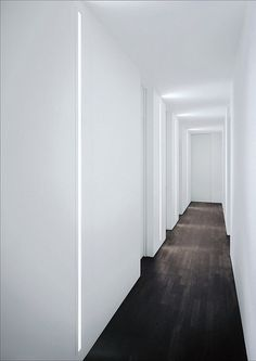 Clean Hallway // www.labboom.com // 3D images