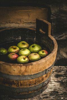 apple bucket | by Jen MacNeill