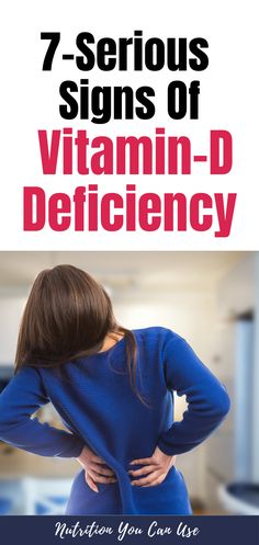 7-serious signs of Vitamin-D Deficiency. Are you ignoring these serious signs of low Vitamin-d ? Here's what you need to know Vitamin D Deficiency Symptoms, Observational Study, Vitamin D Supplement, Fighting Depression, Bone Loss, Bone Density, Best Supplements, Loosing Weight