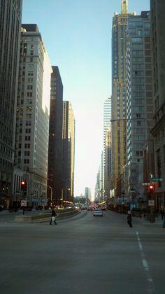 Michigan Avenue Chicago