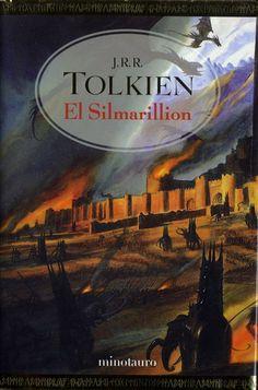 el silmarillion (tapa dura lujo)-j.r.r. tolkien-9788445073810