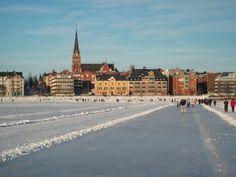 More photos of Luleå, Sweden