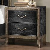 Found it at Wayfair - San Juan 2 Drawer Nightstand
