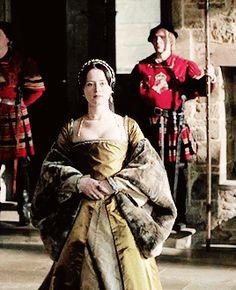 a queen of england will be burnt Anne Boleyn Tudors, Wolf Hall, Tudor Fashion, Tudor Era, Romance, Queen Of England, Beautiful Costumes, Movie Costumes, Edwardian Era