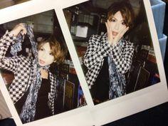 V[Neu] Mitsu Visual Kei, Music Videos, Polaroid Film