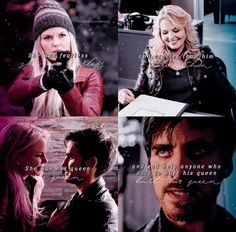 Captain Swan, Ouat, Once Upon A Time, Beautiful People, Strength, Movie Posters, Movies, Film Poster, Films