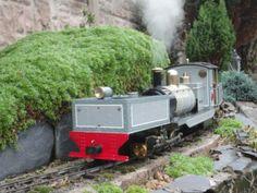 Garden Railway Forum :: Afonglas and Nant Llwyd Christmas Steamup 2013