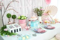 Pastel Easter party