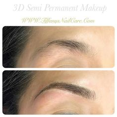 Pricing Notice Book for your 3D eyebrows soon. Prices will change as of May 1st. Please call us for more details or to book your appt today.