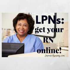 LPNs: Get your RN on