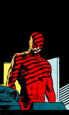 david mazzucchelli daredevil - Google Search