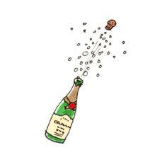KANAKO | popping champagne!