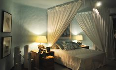 Dormitorio principal en Casa Cor Punta del Este 2012 - Foto de Decoracion.com.uy