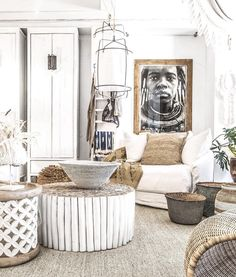 Uniqwa Furniture Collection's Takke Coffee Table looking stunning in the amazing showroom of our WA stockist 🙌🏼 Photography by African Interior Design, Interior Design Inspiration, Interior Design Living Room, Living Room Designs, African Design, Eclectic Living Room, Living Room Modern, Home And Living, Living Room Decor