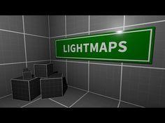 """""""Baked Lighting"""" and """"Lightmaps"""" (Maya & Unreal Engine) - YouTube"""