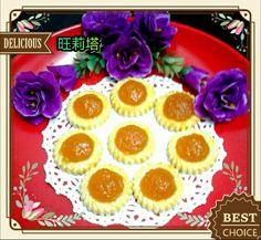 Auspicious cookies for lunar new year ~ Pineapple Tarts