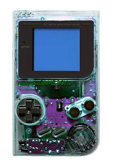 i need this Game Boy! Game Boy, Nintendo 3ds, Nintendo Consoles, Tumblr, Arduino, Videogames, Custom Consoles, Cool Tech, Videos