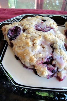 Black cherry scones - I may need an intervention.  OMG! I could eat 4 of these in one sitting!