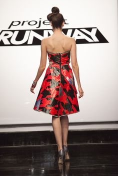 """Duck Tape on """"Project Runway""""  Love"""
