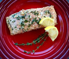 Simple Baked Salmon — Eleat Sports Nutrition, LLC