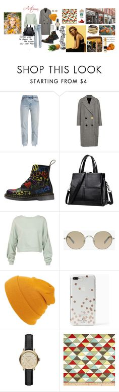 """Autumn"" by fox-live on Polyvore featuring мода, Vetements, Petar Petrov, Sans Souci, Tura, Kate Spade, Burberry и Frontgate"