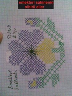 Tunisian Crochet, Crochet Stitches, Knit Crochet, Chicken Scratch, Altering Clothes, Crewel Embroidery, Cross Stitch Flowers, Knitting Needles, Hobbies And Crafts