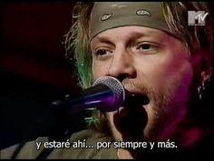 Bon Jovi - Always (subtitulada en español) Bon Jovi Always, Audio Sound, Jon Bon Jovi, Sound Waves, Sound Effects, Rock Bands, Good Times, Youtube, Singing