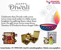 May the joyous celebration, Of this divine festival Fill your heart with, Never ending joy and happiness! Angel Gifts Wishes You a Very to All Of You and Your Family! Corporate Gifting Companies, Corporate Gifts, Diwali Gifts, Happy Diwali, Diwali Gift Hampers, Diwali Festival Of Lights, Joyous Celebration, Employee Gifts, Joy And Happiness