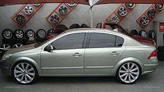"""Chevrolet Vectra 2009 com rodas   aro 20""""  foto 1"""